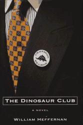 Portada de THE DINOSAUR CLUB