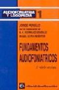 Portada de FUNDAMENTOS AUDIOFONIATRICOS