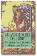 Portada de ARCANOS MENORES DEL TAROT