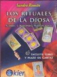 Portada de LOS RITUALES DE LA DIOSA: ALTARES, CEREMONIAS, MEDITACIONES