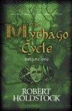 Portada de THE MYTHAGO CYCLE: V. 1: A RYHOPE WOOD OMNIBUS (GOLLANCZF.)