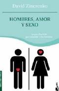 Portada de HOMBRES, AMOR Y SEXO: LA GUIA DIVERTIDA PARA ENTENDER A LOS HOMBRES