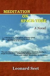 Portada de MEDITATION ON SPACE-TIME