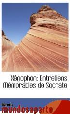 Portada de XÉNOPHON: ENTRETIENS MÉMORABLES DE SOCRATE