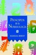 Portada de PRINCIPIOS DE LA NUMEROLOGIA
