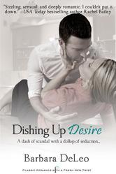 Portada de DISHING UP DESIRE