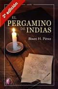 Portada de EL PERGAMINO DE INDIAS