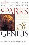 Portada de SPARKS OF GENIUS