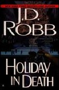 Portada de HOLIDAY IN DEATH