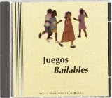 Portada de JUEGOS BAILABLES (CD AUDIO)