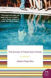 Portada de THE SUMMER OF NAKED SWIM PARTIES