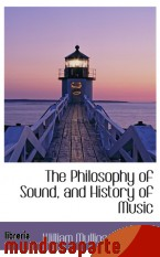 Portada de THE PHILOSOPHY OF SOUND, AND HISTORY OF MUSIC