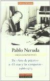 Portada de OBRAS COMPLETAS: DE ARTE DE PAJAROS A EL MAR Y LAS CAMPANAS, 1966-1973