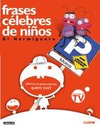 Portada de FRASES CÉLEBRES DE NIÑOS (EBOOK)