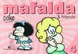 Portada de MAFALDA & FRIENDS Nº 4
