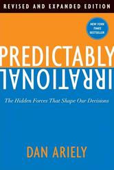 Portada de PREDICTABLY IRRATIONAL, REVISED AND EXPANDED EDITION