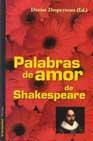 Portada de PALABRAS DE AMOR DE SHAKESPEARE