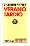 Portada de VERANO TARDIO
