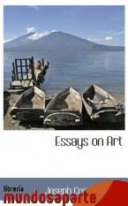 Portada de ESSAYS ON ART