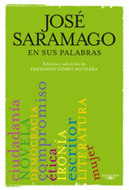 Portada de SARAMAGO EN SUS PALABRAS (EBOOK)