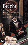 Portada de LA MEDIDA / SANTA JUANA DE LOS MATADEROS / LA EXCEPCION Y LA REGLA