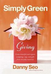 Portada de SIMPLY GREEN GIVING