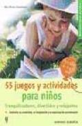 Portada de 55 JUEGOS Y ACTIVIDADES PARA NIÑOS