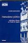 Portada de HUMANISMO POLITICO: INDIVIDUO Y ESTADO EN TOMAS DE AQUINO