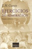 Portada de EJERCICIOS DE ADMIRACION Y OTROS TEXTOS