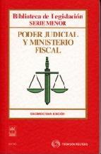 Portada de PODER JUDICIAL Y MINISTERIO FISCAL (19ª ED.)