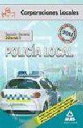 Portada de POLICIA LOCAL: TEMARIO GENERAL