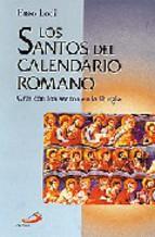 Portada de LOS SANTOS DEL CALENDARIO ROMANO  (3ª ED.)