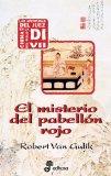 Portada de EL MISTERIO DEL PABELLÓN ROJO