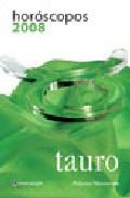 Portada de TAURO: HOROSCOPO 2008