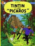 """Portada de TINTIN Y LOS """"PICAROS"""""""