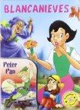 Portada de BLANCANIEVES; PETER PAN