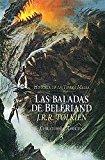 Portada de LAS BALADAS DE BELERIAND