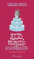 Portada de ALTO, MORENO Y HAMBRIENTO (EBOOK)