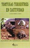 Portada de TORTUGAS TERRESTRES EN CAUTIVIDAD. 265 CUESTIONES SOBRE MANTENIMIENTO Y ENFERMEDADES
