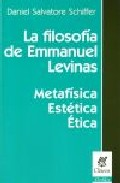 Portada de LA FILOSOFIA DE EMMANUEL LEVINAS