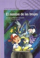 Portada de EL NOMBRE DE LAS BRUJAS (EBOOK)