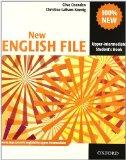 Portada de NEW ENGLISH FILE. UPPER INTERMEDIATE. ENTRY CHECKER-STUDENT'S BOOK-WORKBOOK. CON ESPANSIONE ONLINE. PER LE SCUOLE SUPERIORI. CON CD-ROM