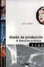 Portada de DISEÑO DE PRODUCCION Y DIRECCION ARTISTICA: CINE