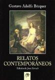 Portada de RELATOS CONTEMPORANEOS DE GUSTAVO ADOLFO BECQUER
