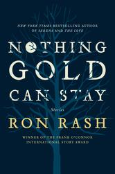 Portada de NOTHING GOLD CAN STAY