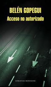Portada de ACCESO NO AUTORIZADO
