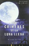 Portada de LOS CRÍMENES DE LA LUNA LLENA