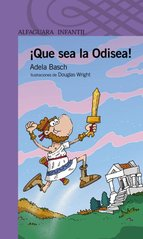 Portada de ¡QUE SEA LA ODISEA! (EBOOK)