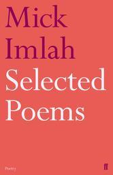 Portada de SELECTED POEMS OF MICK IMLAH - EBOOK