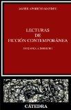 Portada de LECTURAS DE FICCIÓN CONTEMPORÁNEA: DE KAFKA A ISHIGURO (CRITICA Y ESTUDIOS LITERARIOS)
